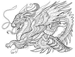 8 images of dark mythical creature coloring pages mythical