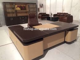 Leather Office Desk Leather Office Desk Set High End Office Desk Luxury Office Desk
