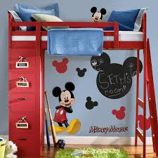 mickey mouse room decor for toddlers cute mickey mouse home