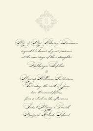 Wedding Announcements Wording Proper Wedding Invitation Wording Marialonghi Com