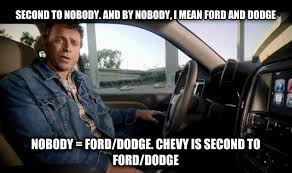 Ford Vs Chevy Meme - livememe com chevy is second to none
