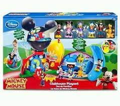 buy mickey mouse clubhouse deluxe 9 tree