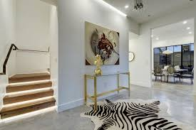 architecture interior austin home decoration using black white