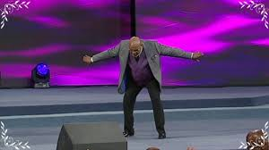 t d jakes come into his presence with thanksgiving in your