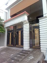 home entrance decor stunning front gate design ideas contemporary home decorating