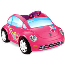 barbie jeep 2000 power wheels barbie volkswagen new beetle 6 volt battery powered