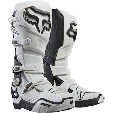 sixsixone motocross boots all new fox racing 2015 instinct boots white wide selection of fox