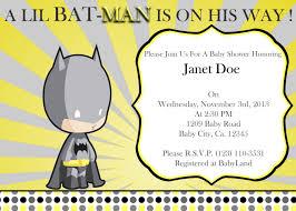 batman baby shower invitations kawaiitheo com