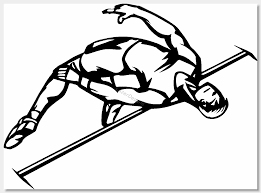 track and field images clip art google search