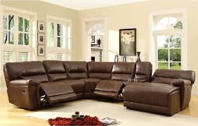 Modular Reclining Sectional Sofa Impressive Sofa Sectional With Recliner And Plushemisphere Sofas