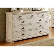 Bedroom Dresser Furniture Progressive Furniture Willow 9 Drawer Dresser Hayneedle