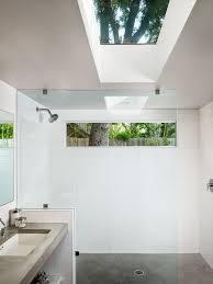 Concrete Floor Bathroom - concrete shower floor houzz