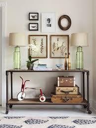 Entry Console Table Create Impact With Console Tables In The Entry Artisan Crafted