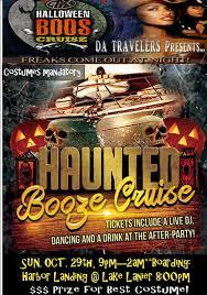 halloween boo u0027s cruise with da travelers tickets sun oct 29