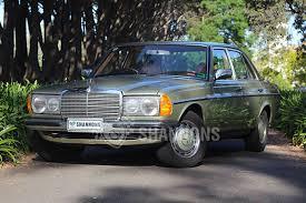 mercedes 230e sold mercedes 230e sedan auctions lot 2 shannons