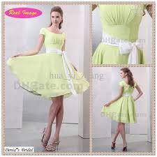 light green dress with sleeves knee length designer occasion dresses designers dhgate com