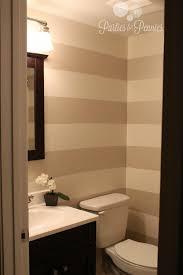 half bathroom paint ideas best 25 striped bathroom walls ideas on stripe walls