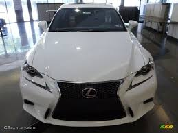 white lexus red interior 2014 ultra white lexus is 250 f sport awd 83836081 photo 7