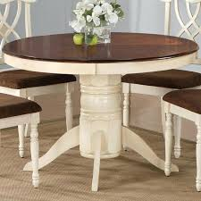 round wood dining table with leaf dining table with leaf extension round pedestal dining table table