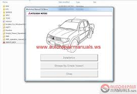 mitsubishi l200 ignition wiring diagram wiring diagram simonand