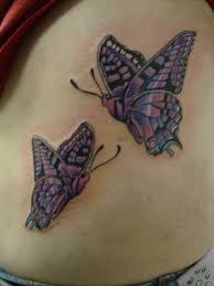 cross and butterfly tattoo designs pictures to pin on pinterest