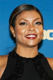 hairstyles on empire tv show taraji p henson evening dress bet awards gowns and shoulder