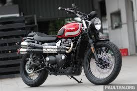 triumph scrambler 2017 u2013 idee per l u0027immagine del motociclo