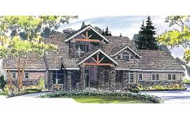 Two Story Craftsman Style House Plans by Lodge Style House Plans Timberfield 30 341 Associated Designs
