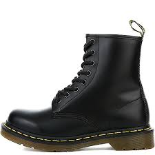 womens combat boots dr martens womens 1460 black combat boots shiekh shoes