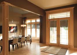 home decor ideas for dining rooms tips u0026 ideas elegant wooden pella windows plus blinds for home