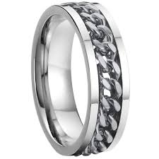 gear wedding ring china supplier cool and husband gift wedding band gear rings