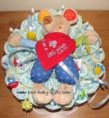 making diaper cake decorations tips tricks