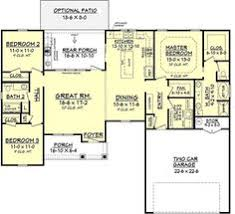 home plans homepw76422 2 454 square feet 4 bedroom 3 dining in kitchen no room that only gets used twice a year