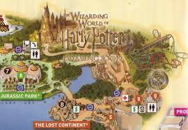harry potter adventure map brianorndorf com the wizarding of harry potter a