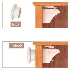 hidden magnetic cabinet locks hidden magnetic locks dude gadgets