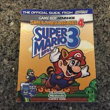 super mario advance 4 super mario bros 3 strategy guide