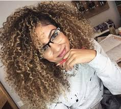 pictures of blonde highlights on natural hair n african american women best 25 highlights curly hair ideas on pinterest ombre curly