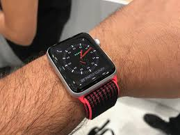 2018 2 series pricing guides apple watch series 3 hands on the 399 stealth watch phone cnet