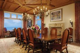 the dining room at little palm island author james patterson u0027s palm beach estate