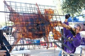 happy thanksgiving cochon de lait time saturday south