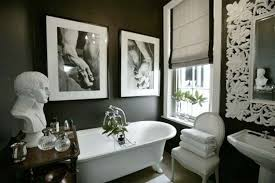 wall decor ideas for bathrooms graceful bathroom decorating ideas gray 70 home with walls small