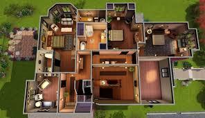 The Sims 3 House Floor Plans 1329 Prescott Street The Home Of The Legendary Charmed Ones