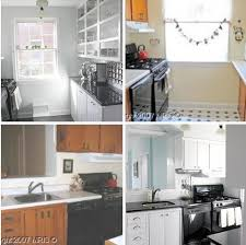 apartment therapy small kitchen before after a modest galley kitchen makeover apartment therapy