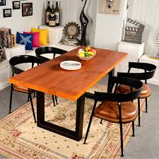 american table and chairs american vintage wrought iron furniture solid wood dining tables and