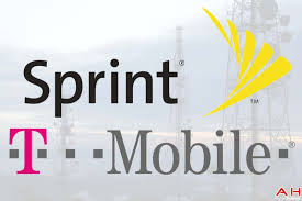 report no breakup fee in sprint t mobile merger