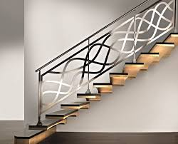 Contemporary Stair Rails And Banisters Wrought Iron Modern Stair Railings U2026 Pinteres U2026