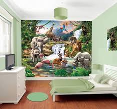 Wall Scenes by Home Design Outdoor Wall Waterfall Bedroom Murals Scenes Inside