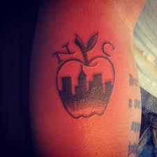 nyc big apple u201cshow me a man with a tattoo and i u0027ll show you a
