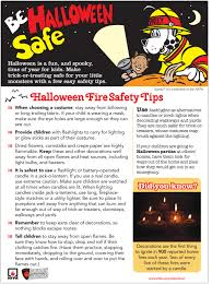 halloween safety tips jd hamtramck firefighters