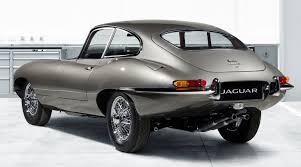 jaguar classic to launch e type reborn myautoworld com